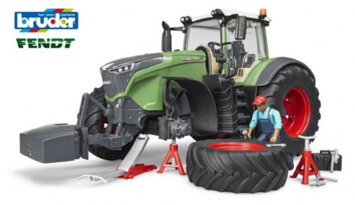 Fendt 1050 Vario and mechanic set